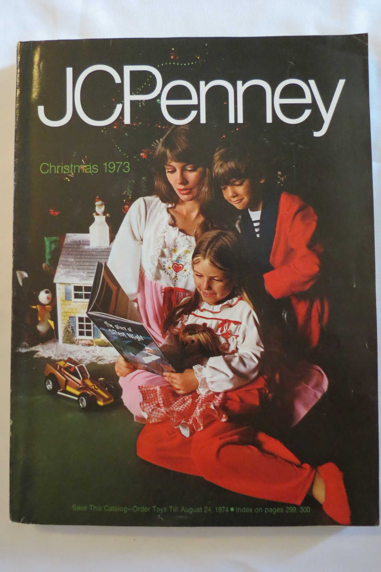 JCPENNEY CHRISTMAS 1973 CATALOG   [Very Good]