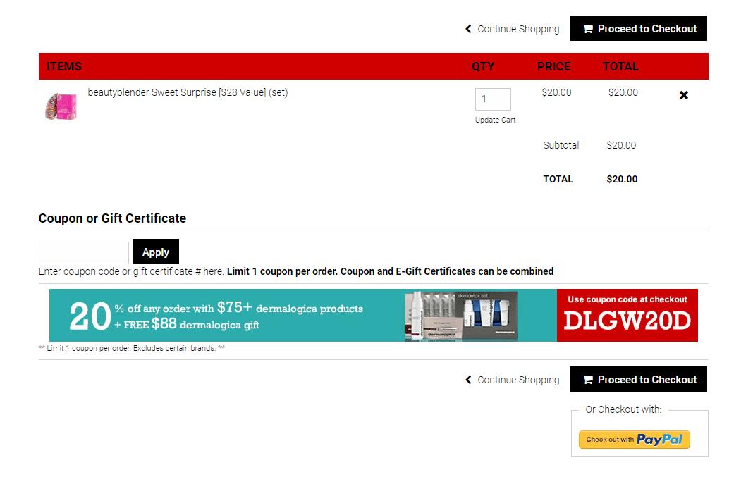 EDCSkincare promo codes